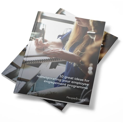employee engagement programme, People Insight