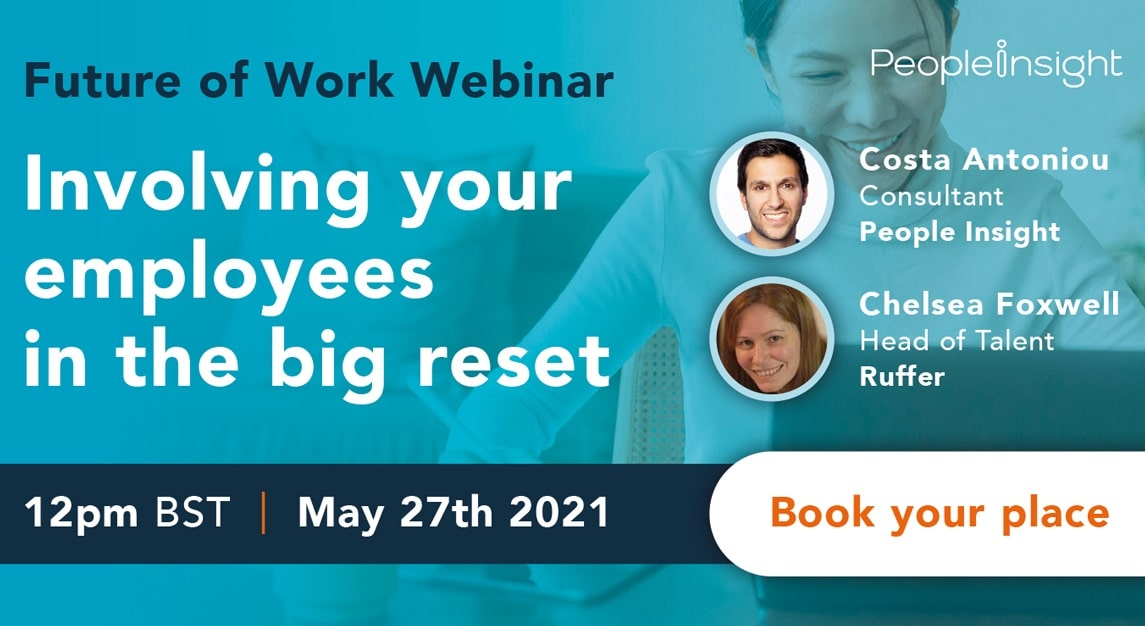 future of work employees, People Insight