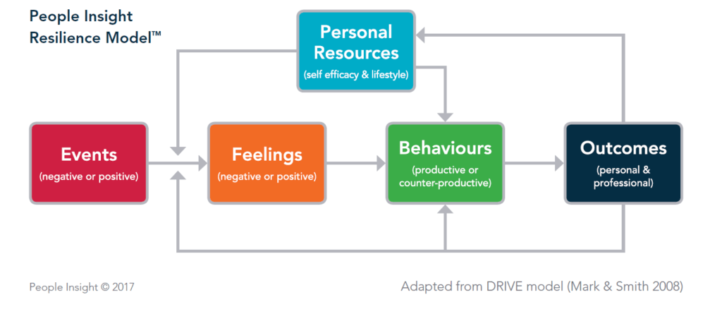 People Insight Resilience Model