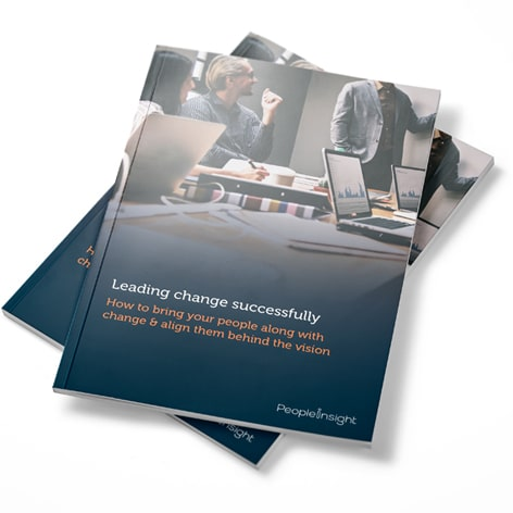 leading change successfully, People Insight