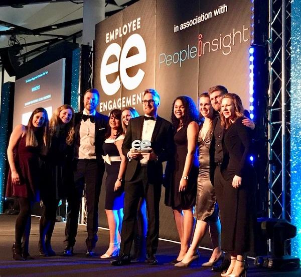 employee engagement awards, People Insight